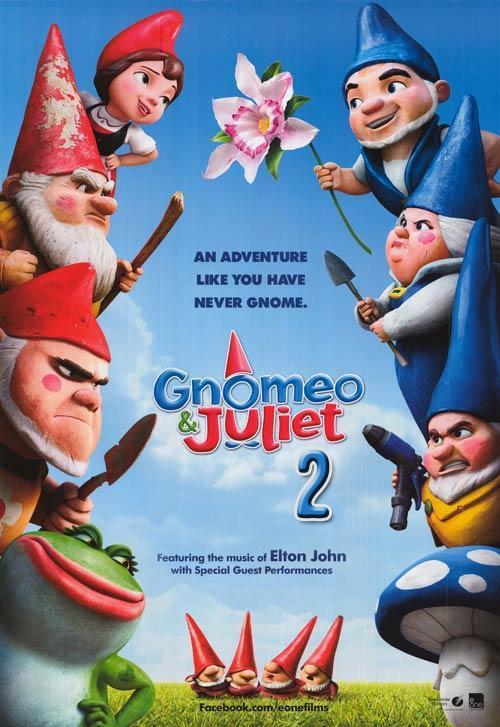Gnomeo & Juliet: Sherlock Gnomes Online