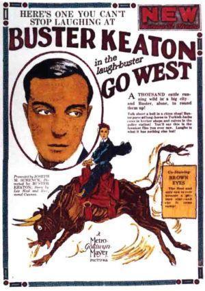 Últimas películas que has visto (las votaciones de la liga en el primer post) - Página 7 Go_west-747768284-large