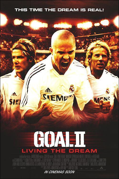 Imagen Gol 2: Viviendo el sueño (2007)