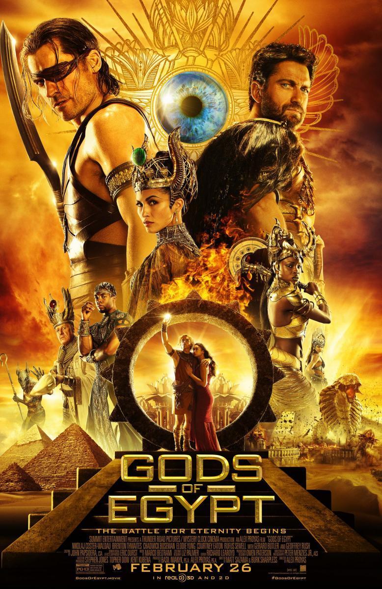 #NosVamosAlCine, Cine, película, cartelera, Gods Of Egypt, Dioses de Egipto, fantastico, acción, aventuras, antiguo egipto, mitología, cine épico, blog de cine, solo yo, blog solo yo, blogger alicante,