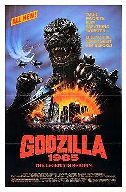 Godzilla 1985 (The Return of Godzilla)