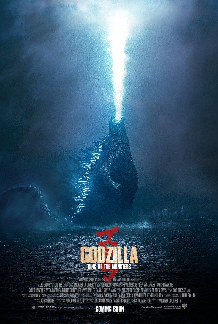 The film Godzilla 2 2019 94