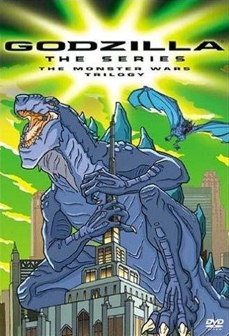 Godzilla: The Series (Serie de TV) [1996][Latino][480p][MEGA]