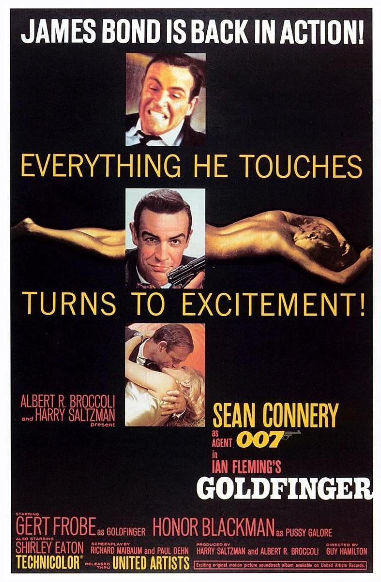 James Bond contra Goldfinger (1964) [1080p] [Dual Latino] [MEGA] (Subida propia)