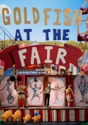 Goldfish at the Fair (C)