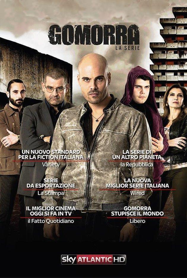 Gomorra serie de tv 2014 filmaffinity for Oficina de infiltrados serie filmaffinity