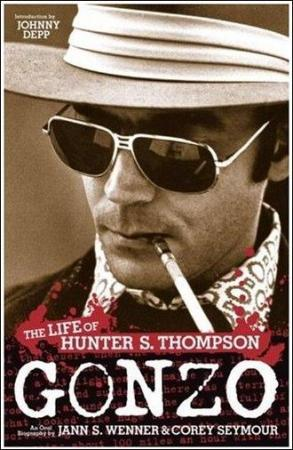 Gonzo: Vida y hazañas del Dr. Hunter S. Thompson