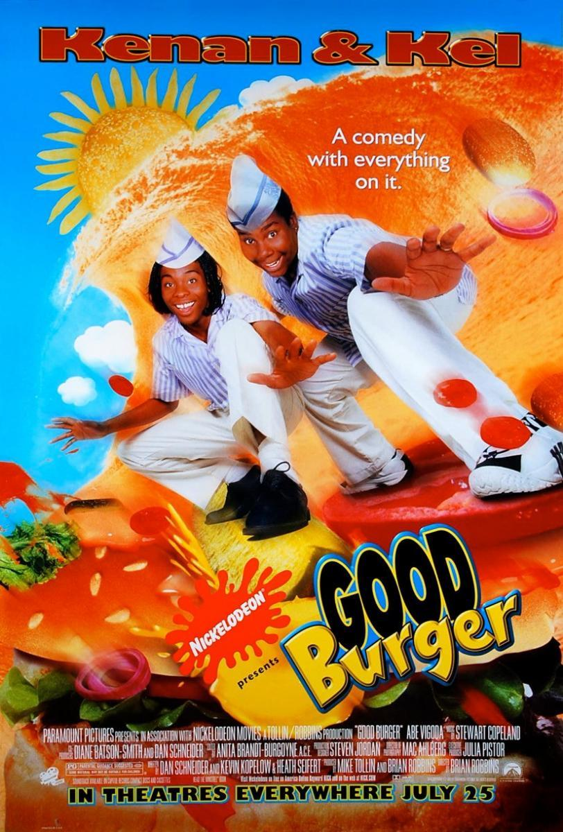 La buena hamburguesa (1997) HD Latino 1 LINK ()