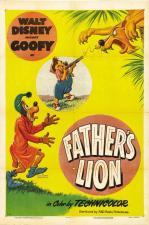 Goofy: El león de papá (C)