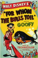 Goofy in For Whom the Bulls Toil (C)
