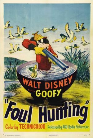 Goofy: Caza de aves (C)
