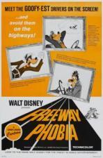 Goofy in Freewayphobia #1 (AKA Freewayphobia or The Art of Driving the Super Highway) (C)