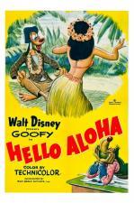 Goofy: Hola, Aloha (C)