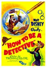 Goofy in How To Be a Detective (C)