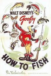 Goofy: Cómo pescar (C)