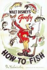 Goofy in How To Fish  (C)