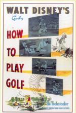 Goofy: Cómo jugar al golf (C)