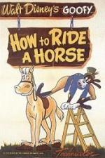 Goofy in How To Ride a Horse (C)