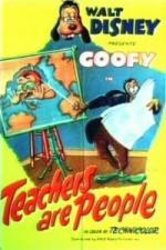 Goofy: Los maestros también son personas