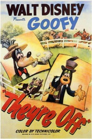 Goofy in They're Off (C)