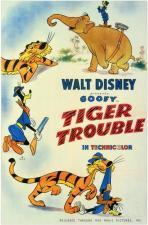 Goofy: Mis problemas con los tigres (C)