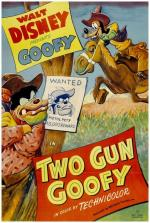 Goofy dos pistolas