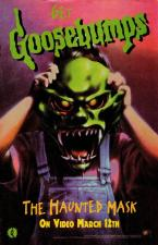 Goosebumps: The Haunted Mask: Part 1 & Part 2 (TV)