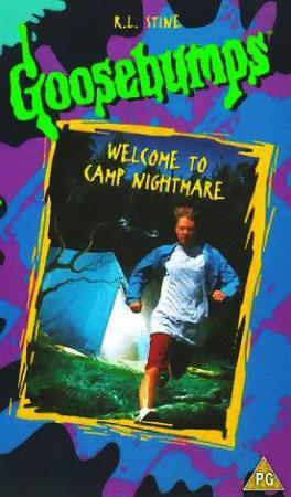 Pesadillas: Pánico en el campamento (TV)