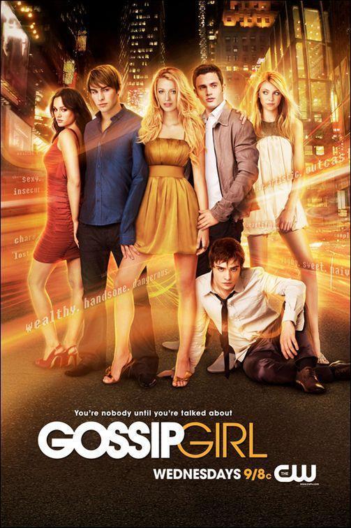 gossip girl tv series 2007 filmaffinity. Black Bedroom Furniture Sets. Home Design Ideas