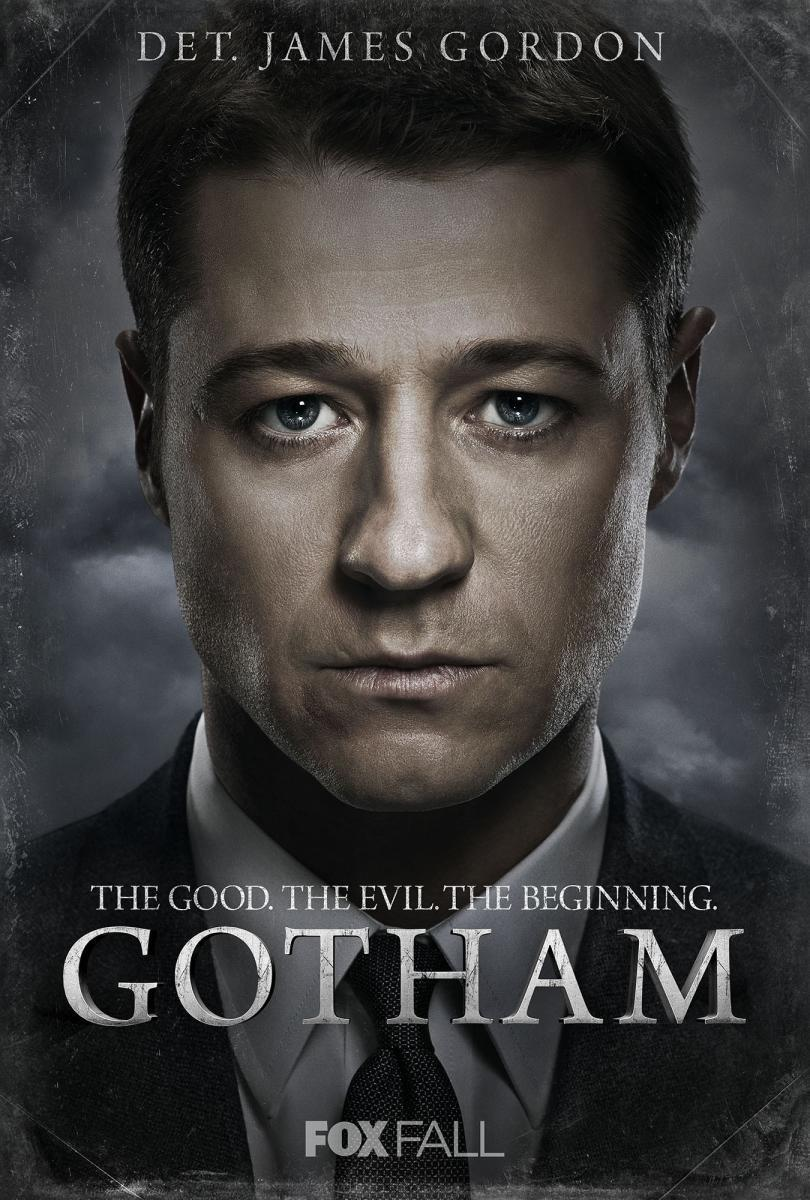 Gotham (Serie de TV), (Latino) [Google Drive][1080p](Links propios)