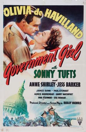 La chica del gobierno