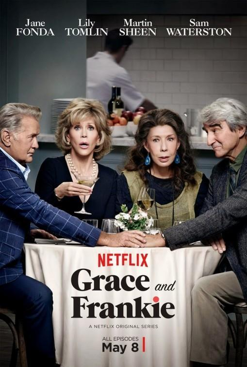 Serie Grace And Frankie