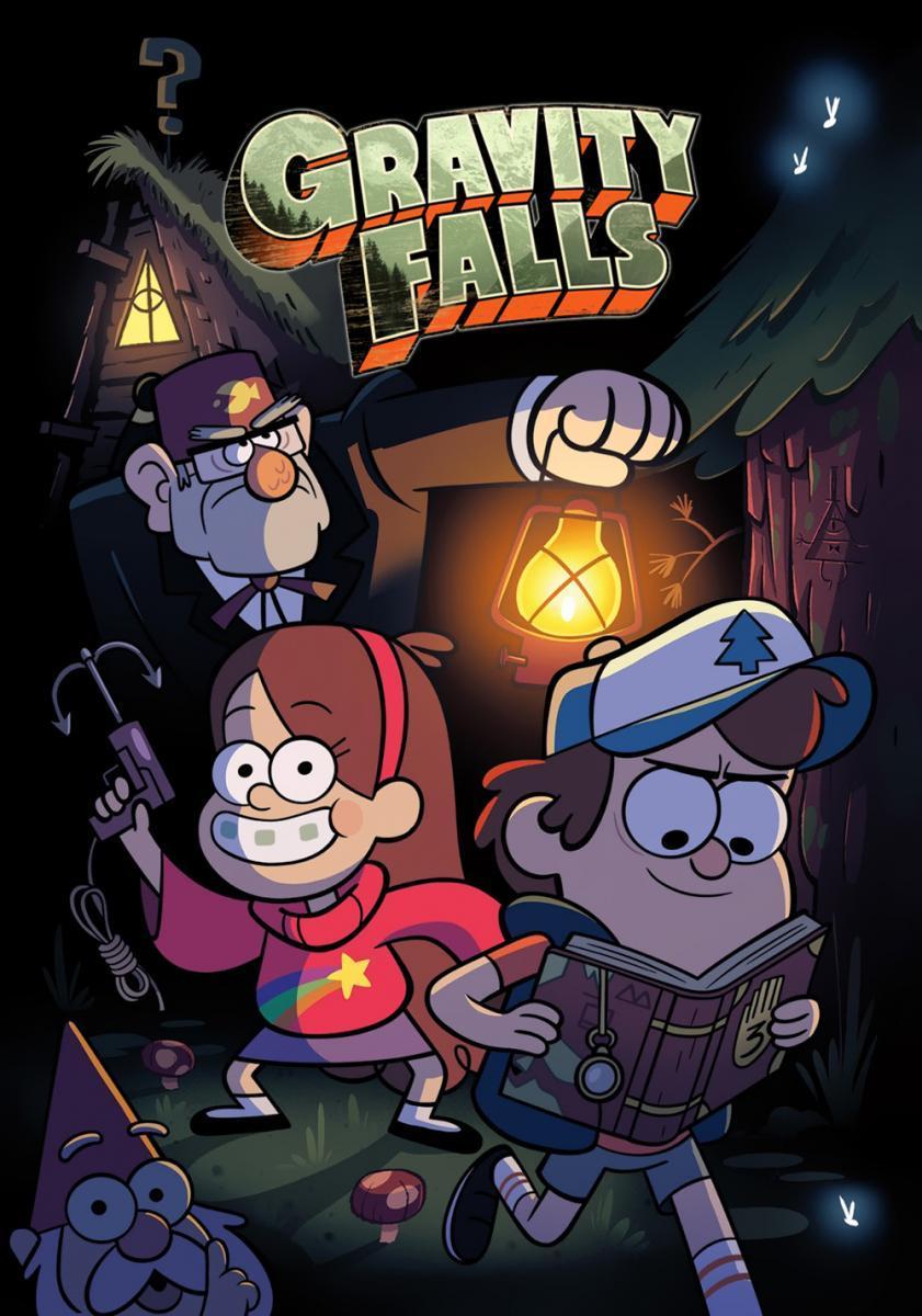 Gravity Falls Temporada 1 (2012) HD 1080p Latino – Ingles