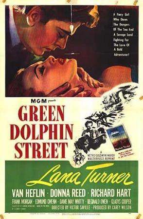 La calle del Delfín Verde