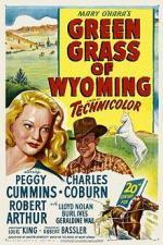 Los verdes pastos de Wyoming