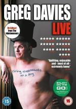 Greg Davies: Firing Cheeseballs at a Dog