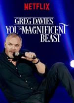 Greg Davies: You Magnificent Beast (TV)