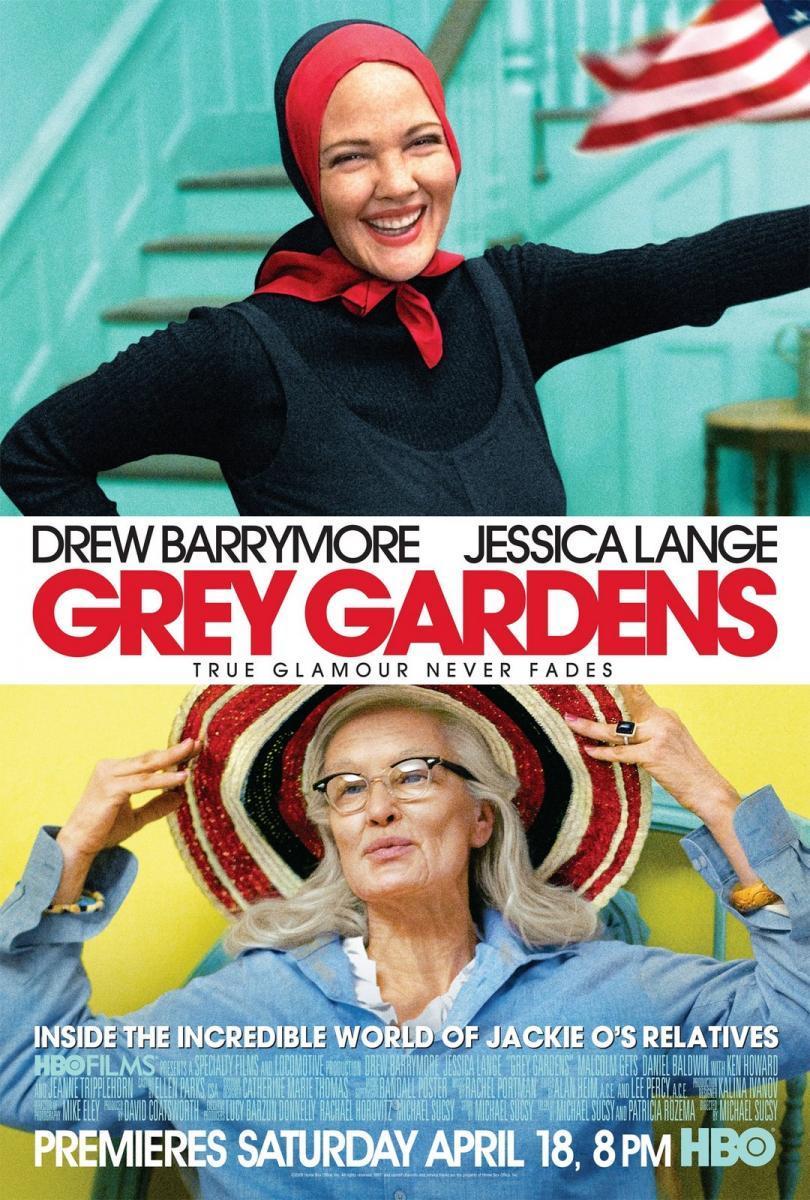 Jessica Lange Grey Gardens