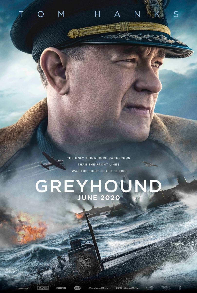 Ver Greyhound: Enemigos bajo el mar Pelicula Completa en Español