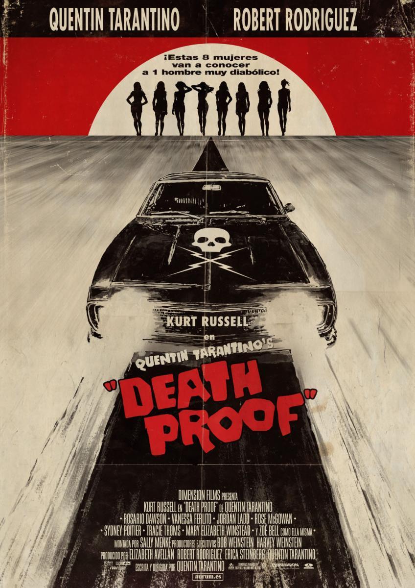 A prueba de muerte [2007][Latino][1080p][MEGA]