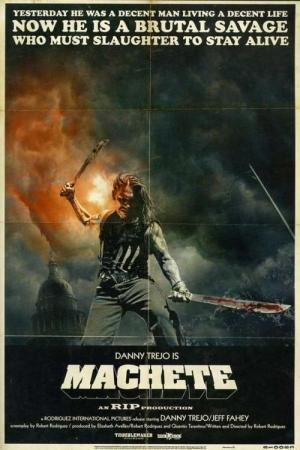 Grindhouse: Machete (S) (C)