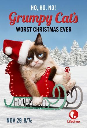 Las peores Navidades de la gata gruñona (TV)