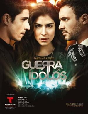 Guerra de ídolos (Serie de TV)