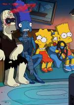 Guillermo Del Toro's The Simpsons Couch Gag (TV) (C)