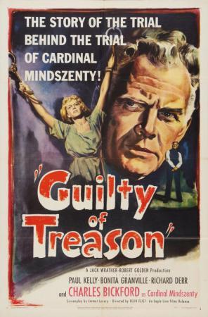 Acusado de alta traición (Culpable de traición)