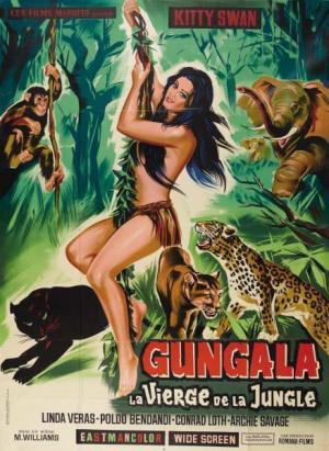 Gungala, Virgin of the Jungle