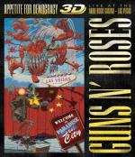 Guns N' Roses Appetite for Democracy 3D Live at Hard Rock Las Vegas