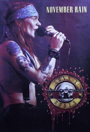 Guns N' Roses: November Rain (Music Video)