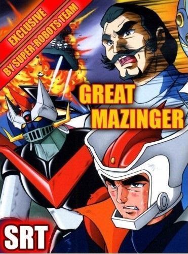 Gran Mazinger [1974][Latino][480p][MEGA]