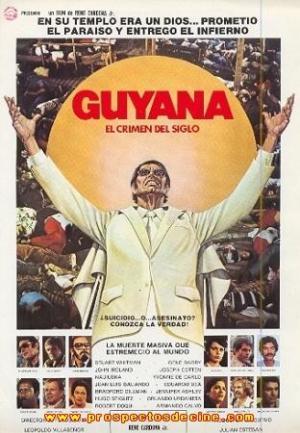 Guyana, el crimen del siglo